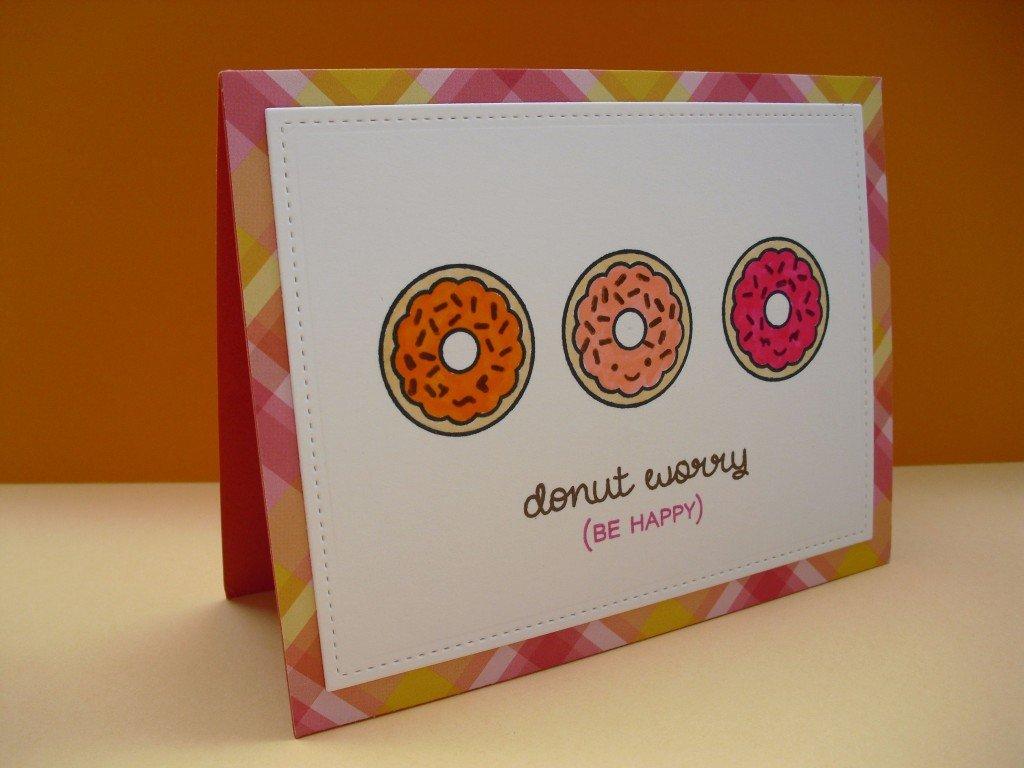 donut worry portada