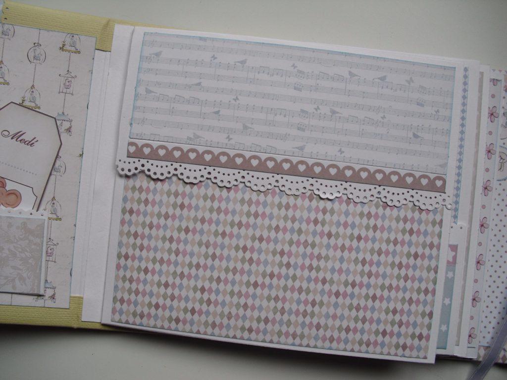 pagina 1 album bebe sergio