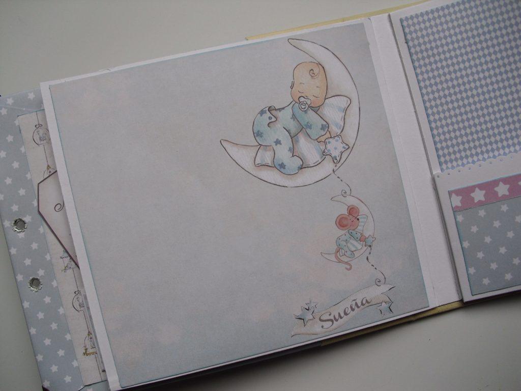 pagina 2 album bebe sergio