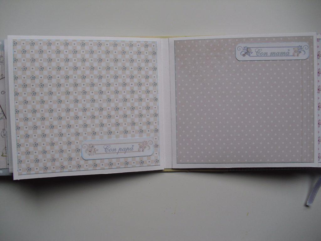 pagina 4-5 album bebe sergio
