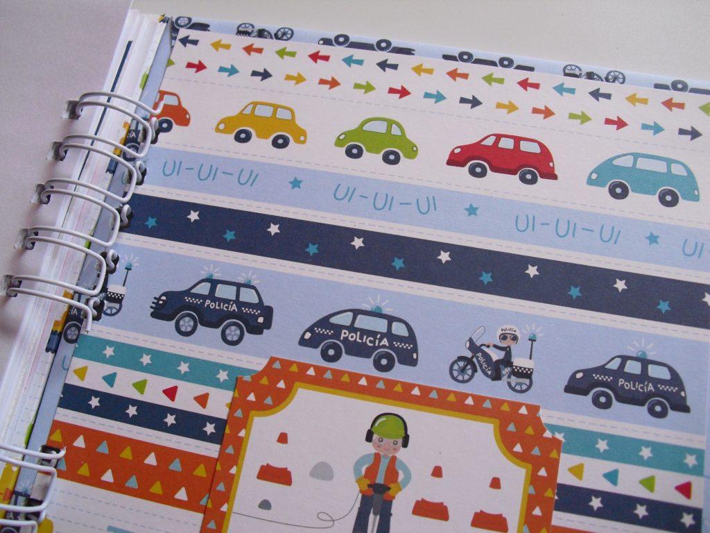 interior contraportada cuaderno sobre ruedas anita y su mundo