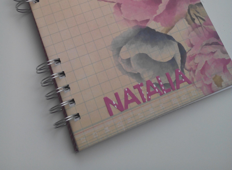 Cuaderno para Natalia
