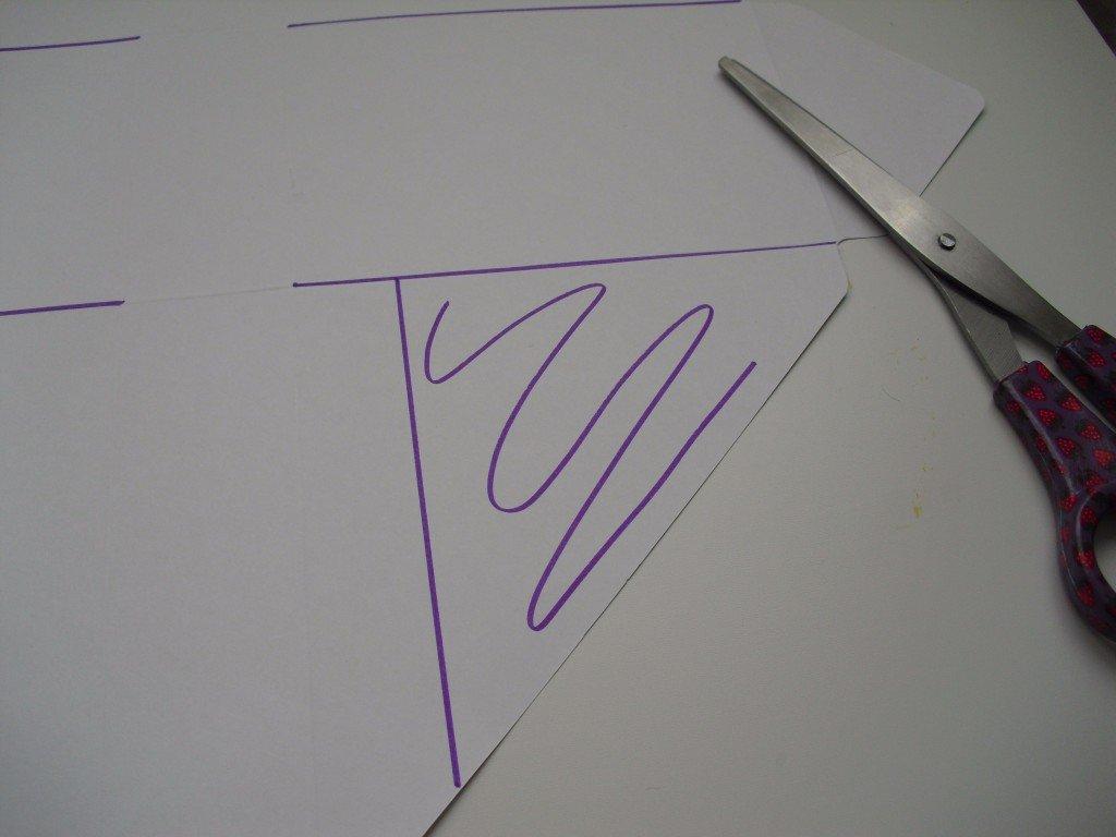 paso 9 cajita envelope