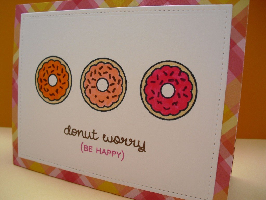 donut worry derecha