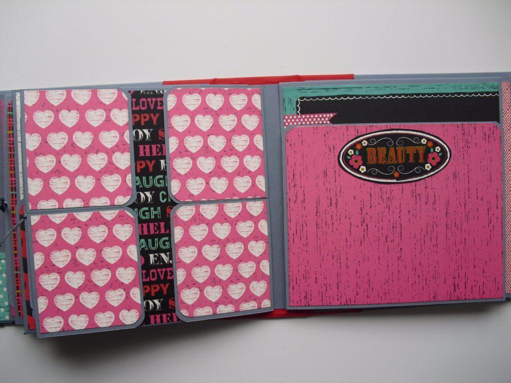 pagina 8-9 album boda