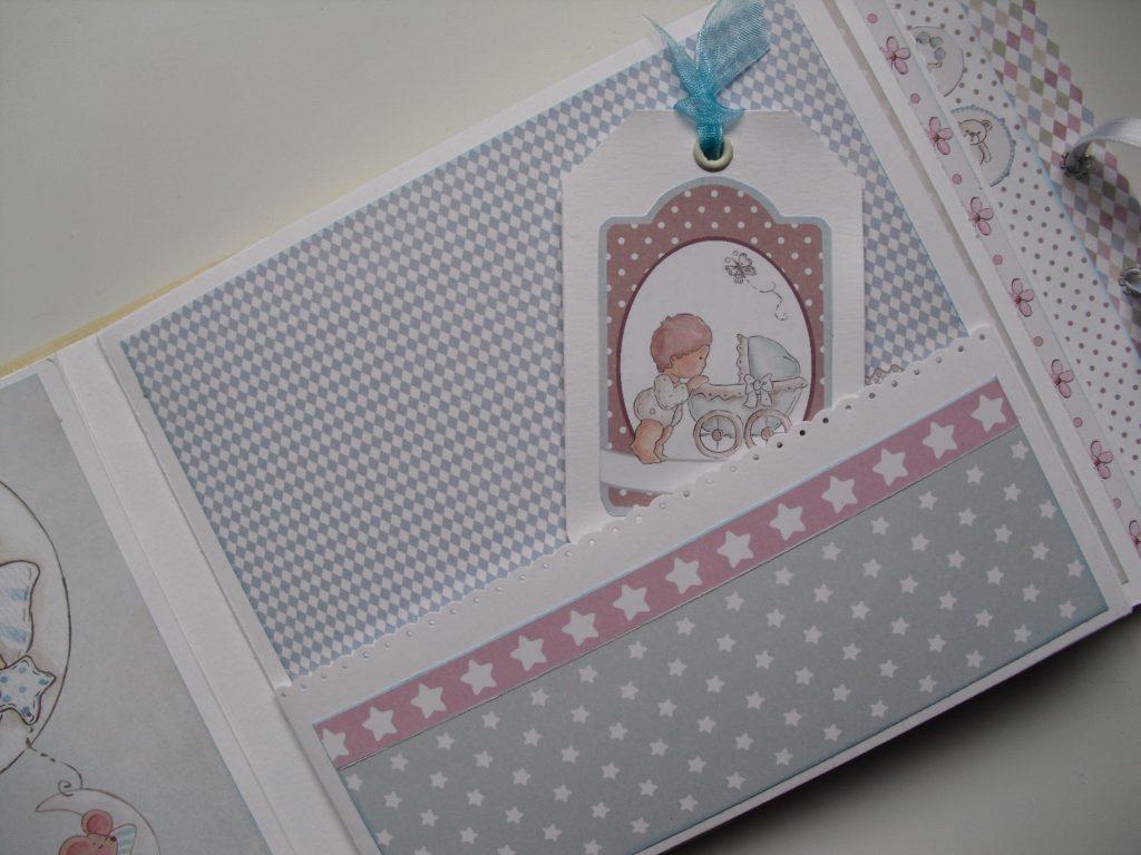 pagina 4 album bebe sergio