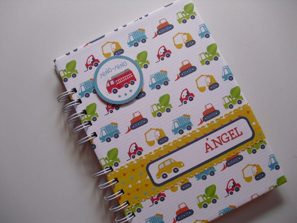 primera cuaderno sobre ruedas anita y su mundo