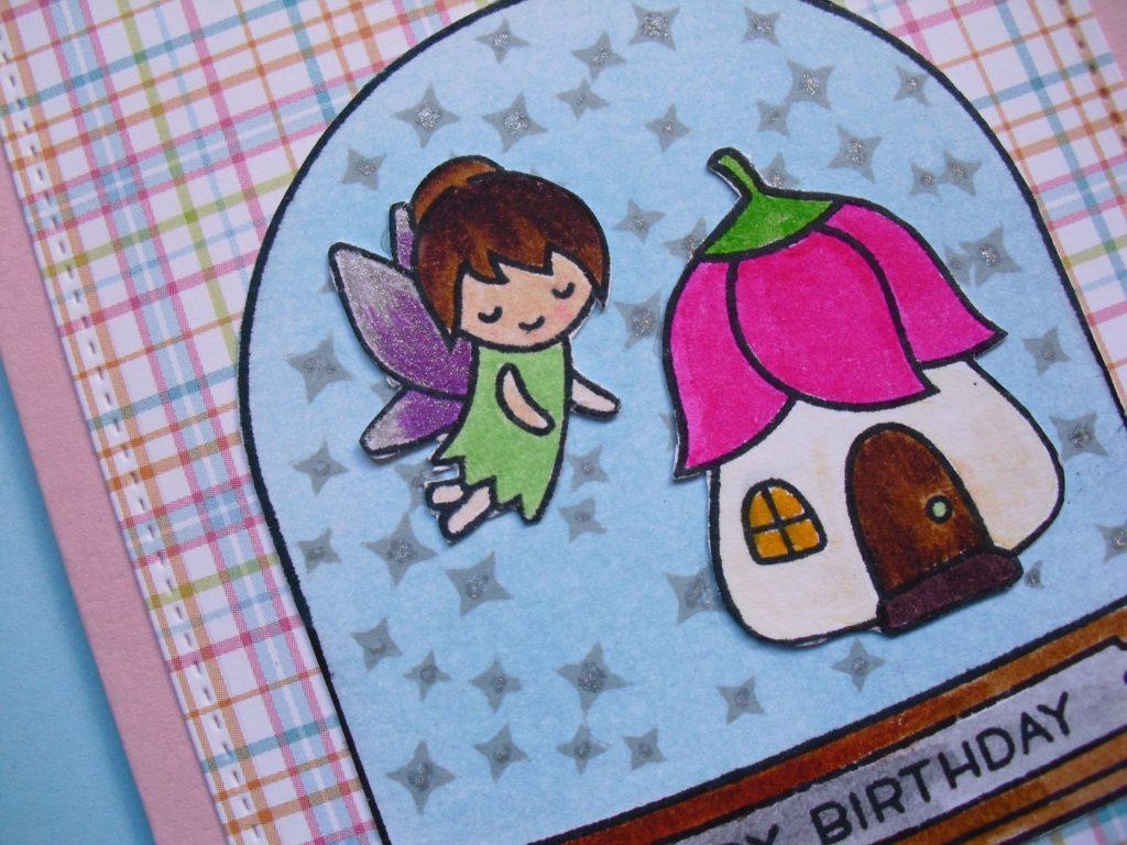 detalle tarjeta cumpleaños fairy friends