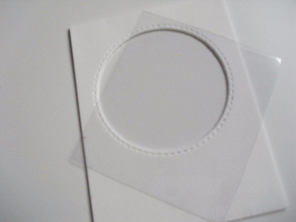 acetato shaker card